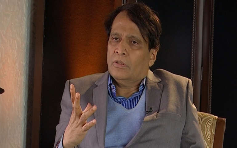 At Davos, We Expect Investments to Come to India in a Big Way: Suresh Prabhu