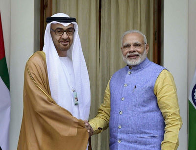 India-UAE trade ties pick up ahead of Modi's visit