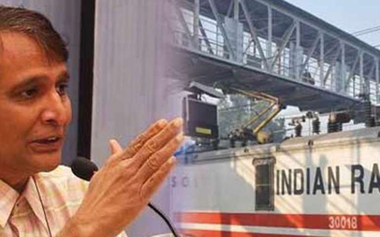 Suresh Prabhu Advocates High Speed Technology For Railways